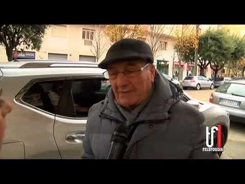 FOGGIA: VIALE XXIV MAGGIO DOPO 48 ORE DAL PRESIDIO DEI VIGILI
