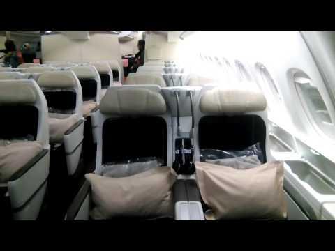 Conociendo el Air Bus A380 por dentro