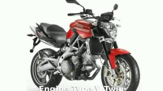 8. 2008 Aprilia SL 750 Shiver Specs, Specification