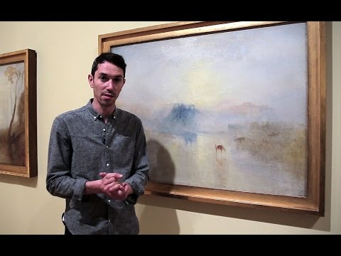 Alastair Sooke: The JMW Turner Painting That Launched Modern Art