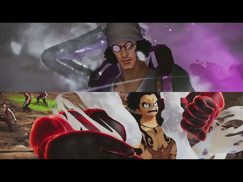 One Piece : Pirate Warriors 4 : Trailer mode coopération