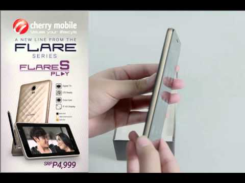 Flare S Play Unboxing