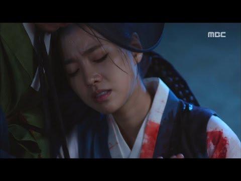[Flowers of the prison] 옥중화- Jin Se-yeon have fallen under assassin's sword! 20160925