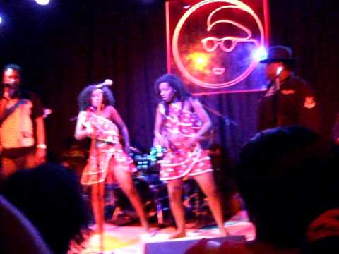 Band on the Wall,Kanda Bongo Man,Oct09