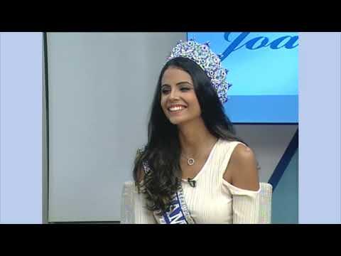 [JOÃO ALBERTO INFORMAL] Entrevista com a Miss Pernambuco 2017, Iully Thaísa