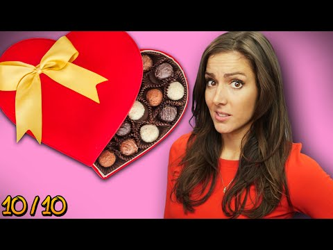 WATCH: 10 Valentines Day Gift Fails