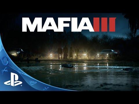 Mafia III Worldwide Reveal Trailer