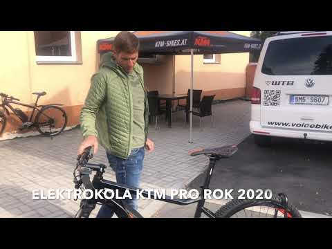ELEKTROKOLA KTM 2020