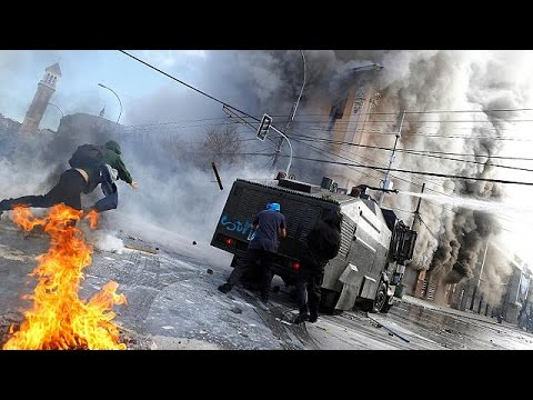 Χιλή: Νεκρός δημοτικός υπάλληλος σε ταραχές