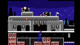 NES Longplay [202] Cross Fire