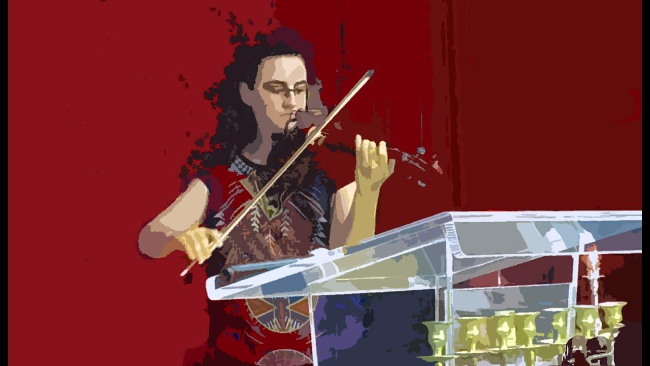 МОЛИТВА ИЗ ПСАЛМА 137 / ИШТАХАВЭ — Поклонюсь / Скрипка и Шофар