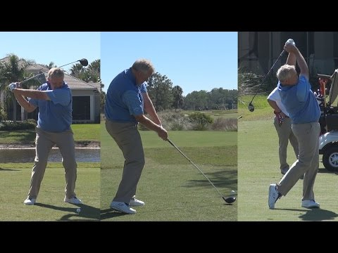 COLIN MONTGOMERIE 2015 SWING FOOTAGE REG & SLOW MOTION – ACE GROUP TWIN EAGLES GOLF COURSE 1080p HD