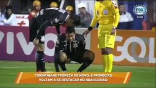 ''Seria Renato Gaucho o novo Profeta com os tropeços do Corinthians''