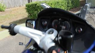 9. 2012 Can Am Spyder RT-S Walk Around and Review Motorcycle