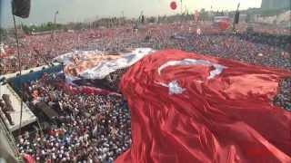 Recep Tayyip Erdoğan Türkiye Davos AK Parti TBMM Uğur Işılak Dombra AK Parti Seçim Müziği 2014 Uğur Işılak - Dombra Murat...