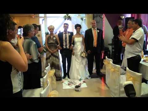 Сватбата на Елеонора и Георги