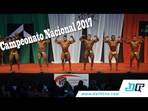 Ganadores Fisicoculturismo 85, 90, 100 y +100 kg