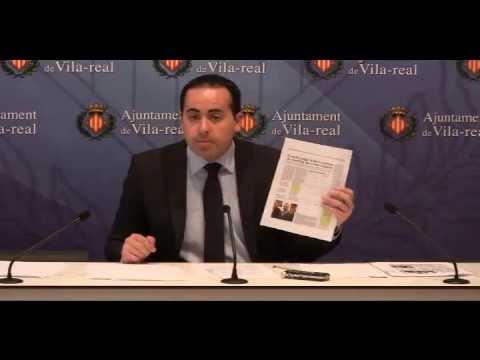 Héctor Folgado denuncia la contratación del «coaching» de la alcaldía de José Benlloch (resumen)