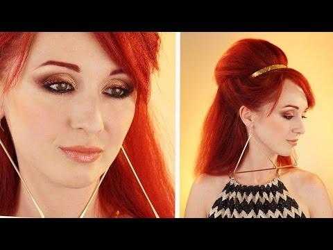Maquillage Et Coiffure Funky Pour La Nouvelle Ann E Face 2 Face