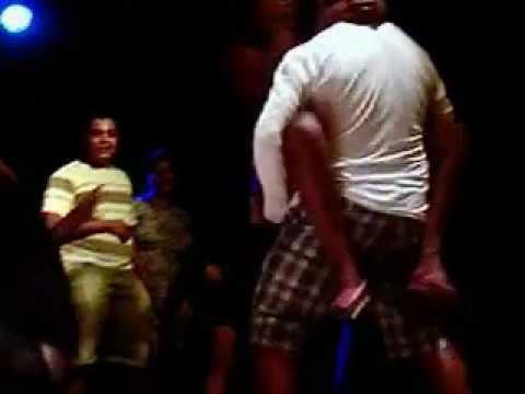 dança do  KUDURO em  canavieira