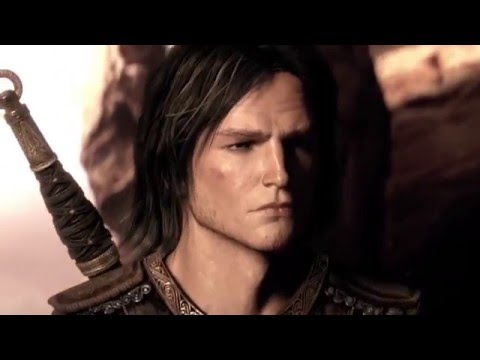 Prince Of Persia The Forgotten Sands (Abridged) (60FPS)