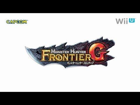 monster hunter frontier g wii u release