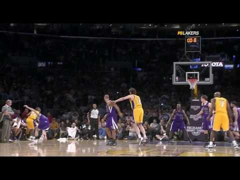 Kobe's Buzzer Beater vs. Kings