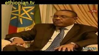 Ethiopian Prime Minster : No One Will Stop Nile Dam Project