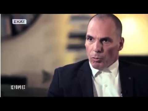 Βαρουφάκης : Εχω ηχογραφήσει όλες τις συνεδριάσεις της ευρω-ομάδας