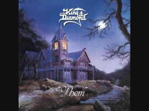 King Diamond - Tea online metal music video by KING DIAMOND