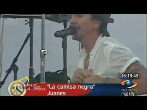 Concierto en La Habana de Juanes UN EXITO.