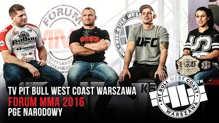 Forum MMA 2016