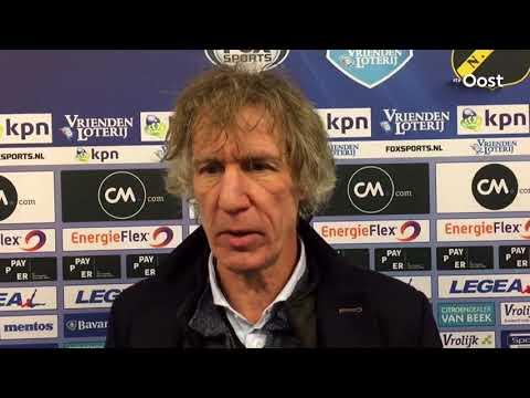 Verbeek na NAC Breda - FC Twente