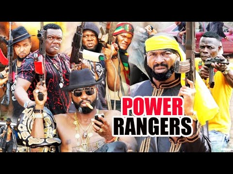 Power Rangers part 1&2  Best Action Movie - Sylvester Madu Latest Nigerian Nollywood Movie