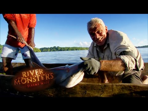 Jeremy's 40-Year Dream Comes True | SPECIAL EPISODE! | River Monsters