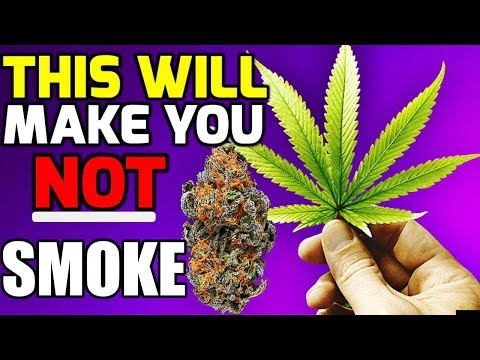 WARNING** THIS VIDEO Will Make You Stop Smoking Marijuana!
