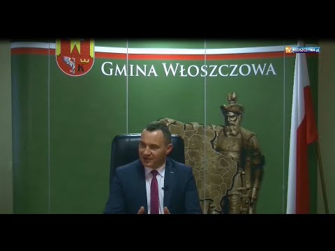 Burmistrz Grzegorz Dziubek podsumowuje rok 2020