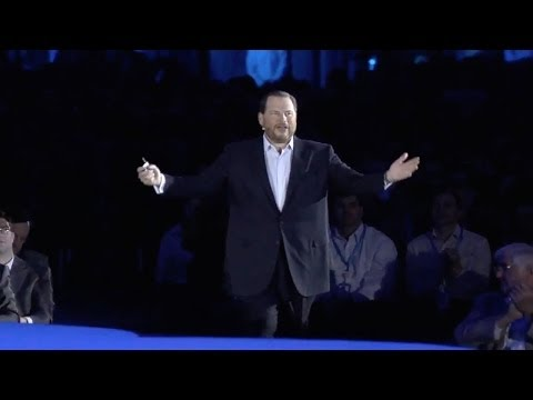 Dreamforce - Salesforce.com Chairman and CEO Marc Benioff announces Salesforce1 Platform, our company's biggest announcement yet, during the opening keynote at Dreamforce...