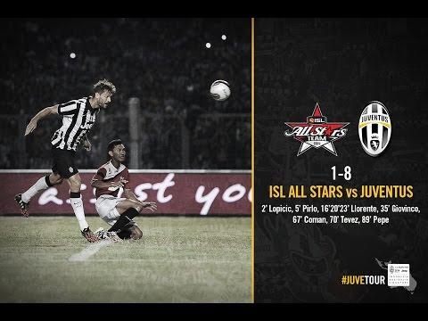 juvenuts - isl all stars 8-1: goals & highlights