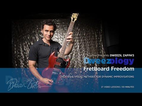 Dweezology: Fretboard Freedom - Introduction - Dweezil Zappa