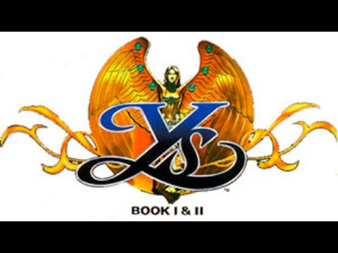 Ys : Book I & II PC Engine