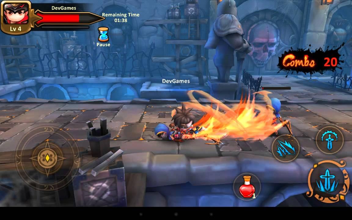 Pocket Gothic: Game nhập vai hành động siêu dễ thương