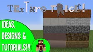Using Textures to your Advantage! - #3 Building Tips&Tricks