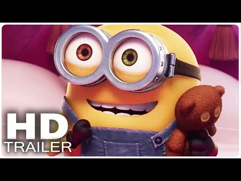 Minions Alle Trailer German Deutsch | Der Film 2015