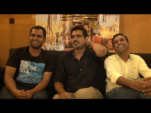 Interview With Sharib Hashmi, Inaamulhaq & director Nitin Kakka For Film Filmistaan