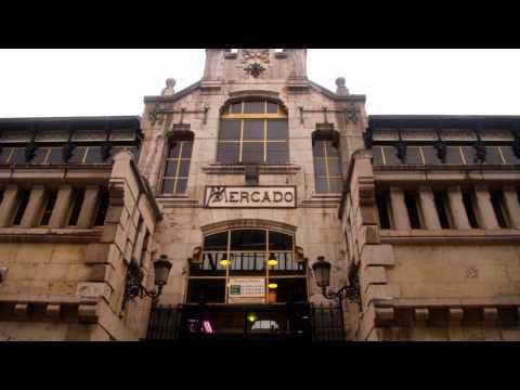Fotos de: Cantabria - Santander -  Mercado de la Esperanza - Edifcio con encanto (видео)