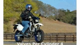7. 2014 Suzuki DR-Z 400SM Base Details and Transmission