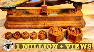 Video 1920 Vintage Scale Restoration, This time i listened to you?! 😱 MP3, 3GP, MP4, WEBM, AVI, FLV Desember 2018