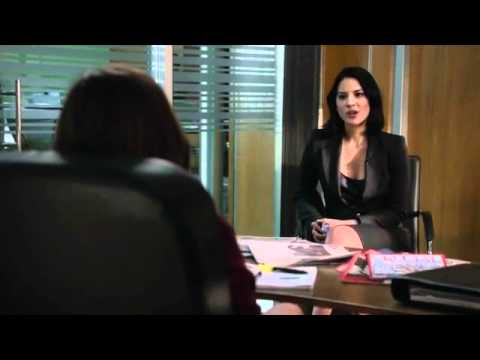 Olivia Munn in 'Newsroom' ; Season 1 , Ep. 2
