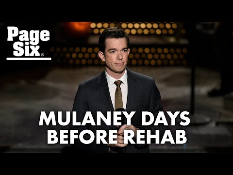John Mulaney's odd 'Late Night' clip before rehab sparked worry | Page Six Celebrity News